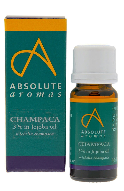 Absolute Aromas 3 Percent Champaca Jojoba 10 ml