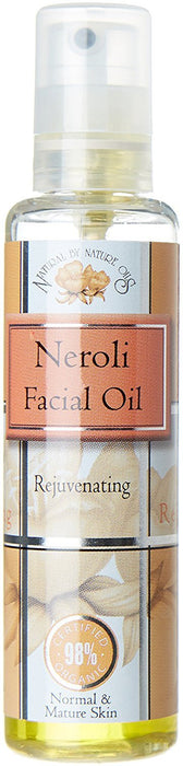 Natural by Nature 28 ml Organic Blend Neroli Facial Oil