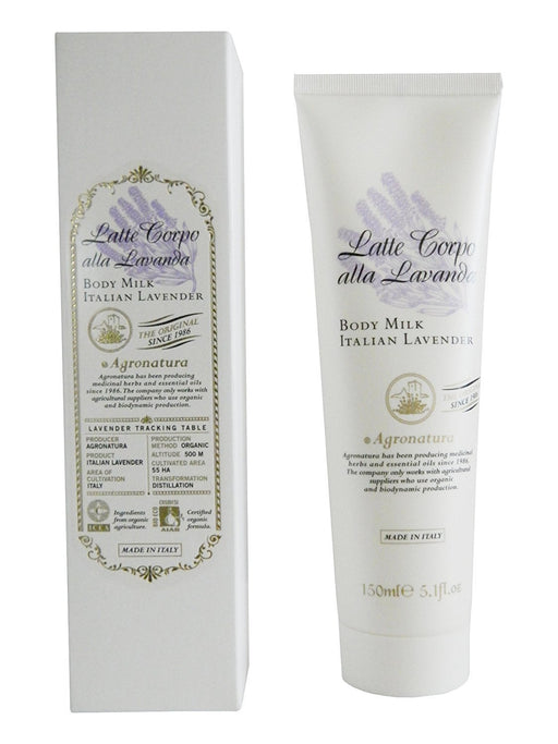 AgroNatura Body Lotion Lavender 150 ml