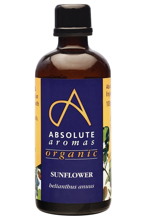 Absolute Aromas Organic Sunflower Carrier Oil