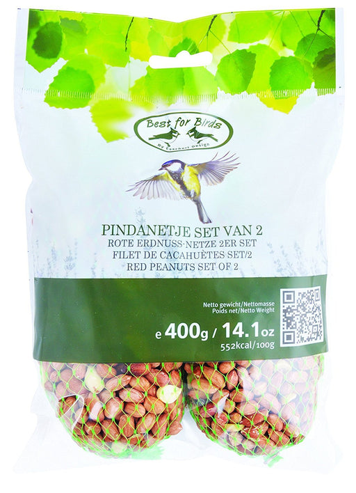 Fallen Fruits Shelled Peanuts (Pack of 2)