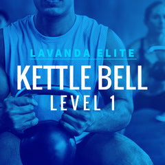 Lavanda Elite Kettle Bell Level 1