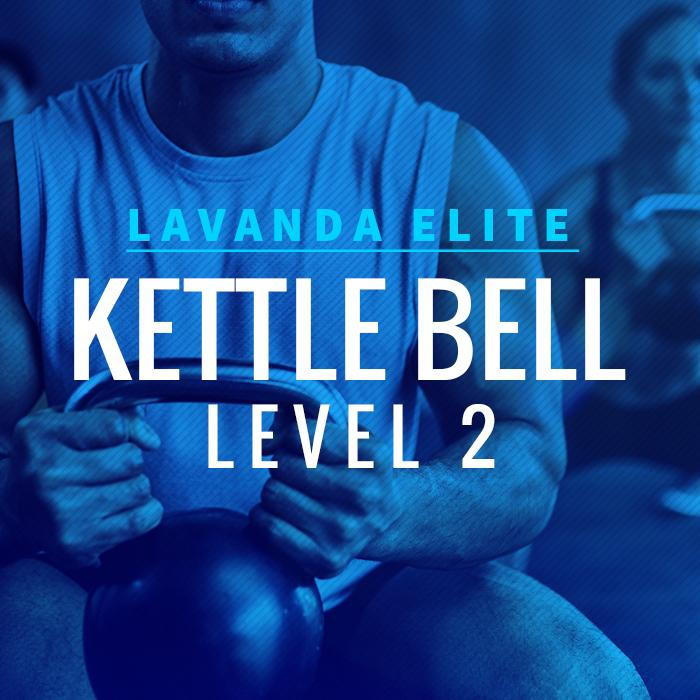 Lavanda Elite Kettle Bell Level 2