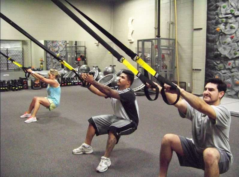 Suspension Training System