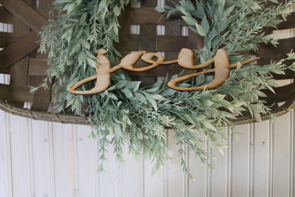 joy, Laser Cut Out, joy Sign, joy Cutout, joy DIY, Christmas, Wood Word, Craft, Laser Cut Wood Word, Wooden, Decor