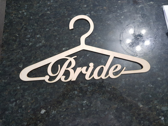 Wedding hanger,bride hanger,wedding dress hanger,bridal hanger,wedding hanger personalized,wedding hanger bride, wood, birch, laser cut out