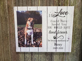 Pet Memorial In Remembrance Photo Collage Photos on Canvas Custom Your Custom Picture  Large Personalized Gift Idea Print Home Decor