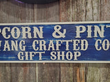 Large Custom Distressed Sign Over-sized Rustic Business Logo Bar Barn Country Wood 3D, Extra Large Sign