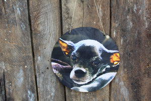Pet Photo Dog Photo Your Photos on Wood Memories on Wood Your Picture Printed Personalized Custom Gift Idea Home Decor USA