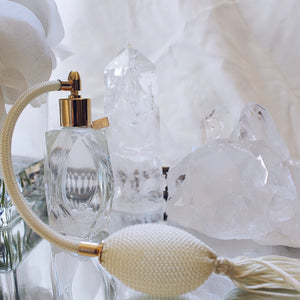 CHARGE PERFUME  | QUARTZ CRYSTAL INFUSED