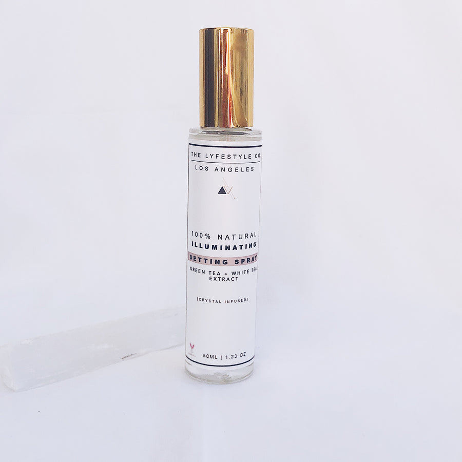 ILLUMINATING  SETTING SPRAY