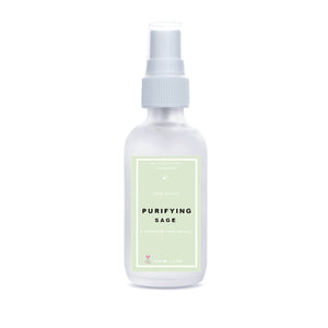 Purifying Sage Mist Room Spray With Lavender
