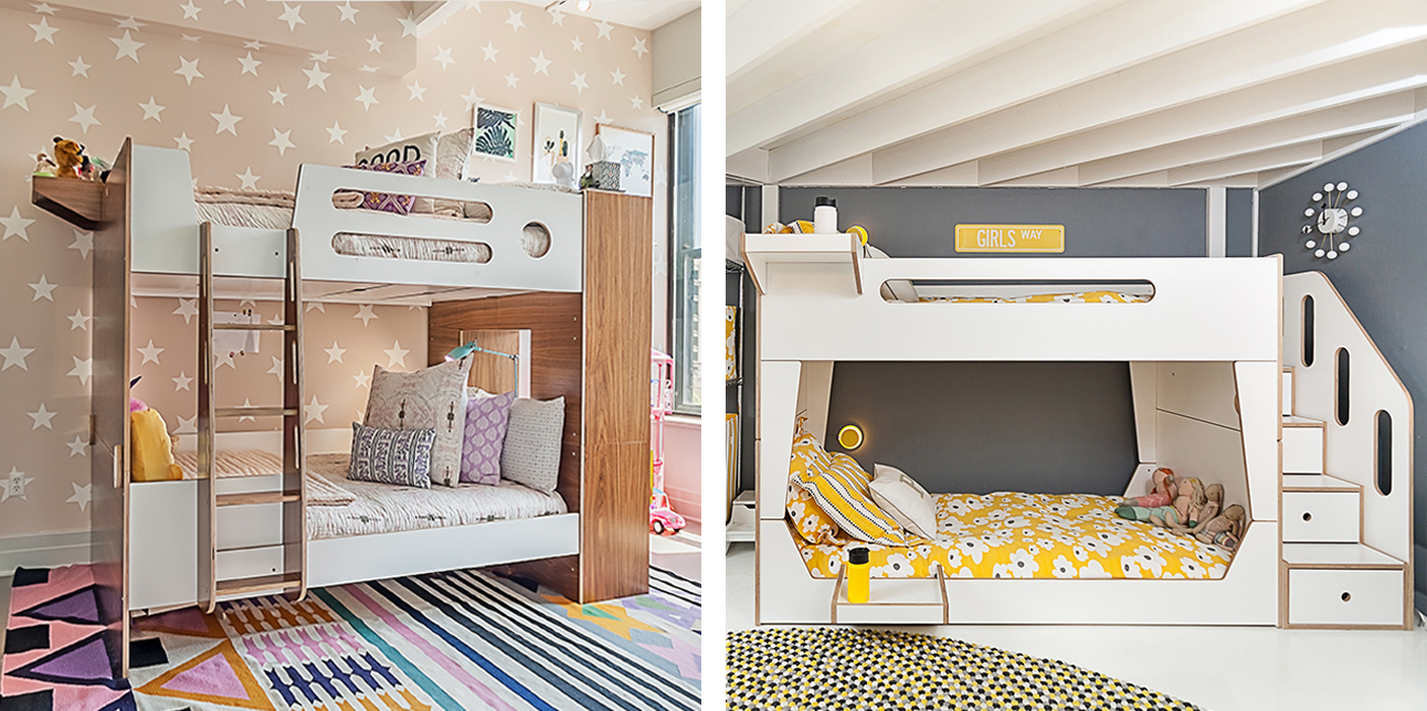 Bunk Beds: Ladder or Stairs?