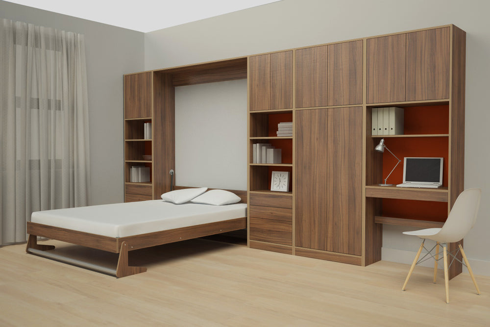 OUR MURPHY BED FOR GROWN-UPS