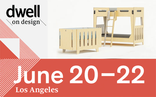 CASA KiDS EXHIBITS AT DWELL ON DESIGN LA FOR THE FIRST TIME!