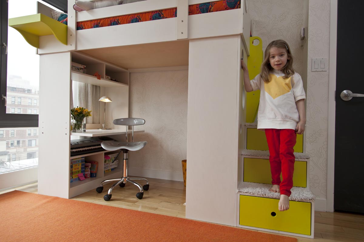 Custom Bunk Beds | Custom Loft Beds | Bunk Bed Ages | Casa Kids, Brooklyn, NY