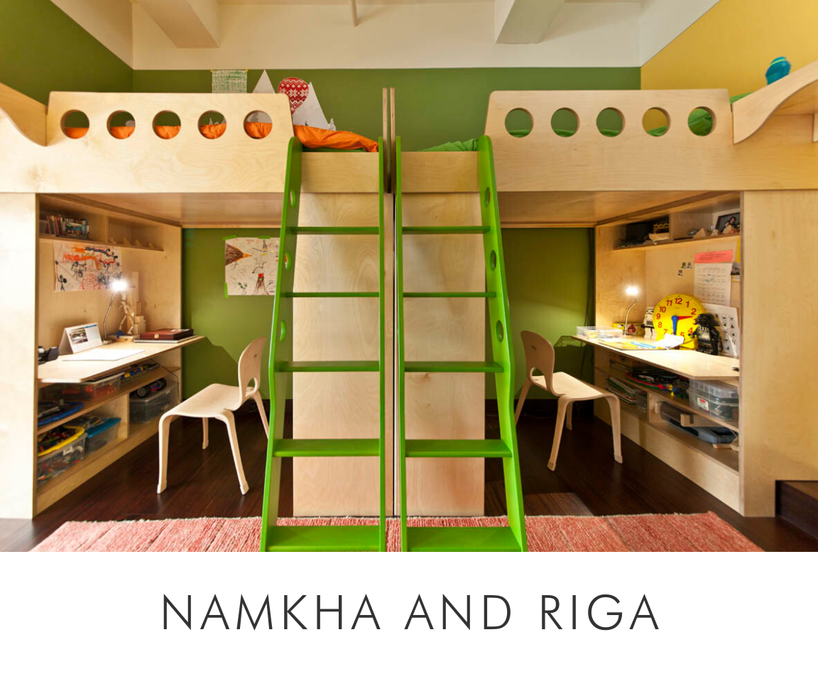 casa kids custom loft bed