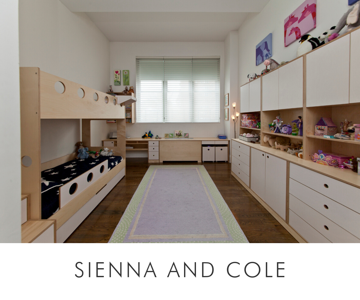 casa kids custom storage