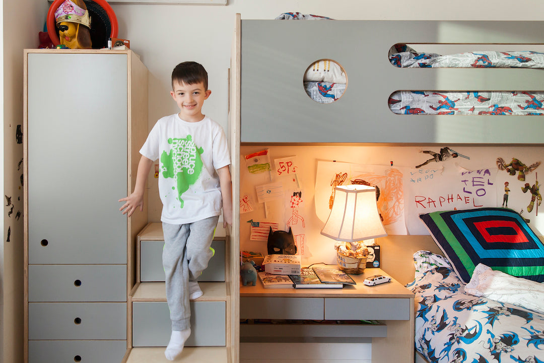 Age for Bunk Beds | Casa Kids