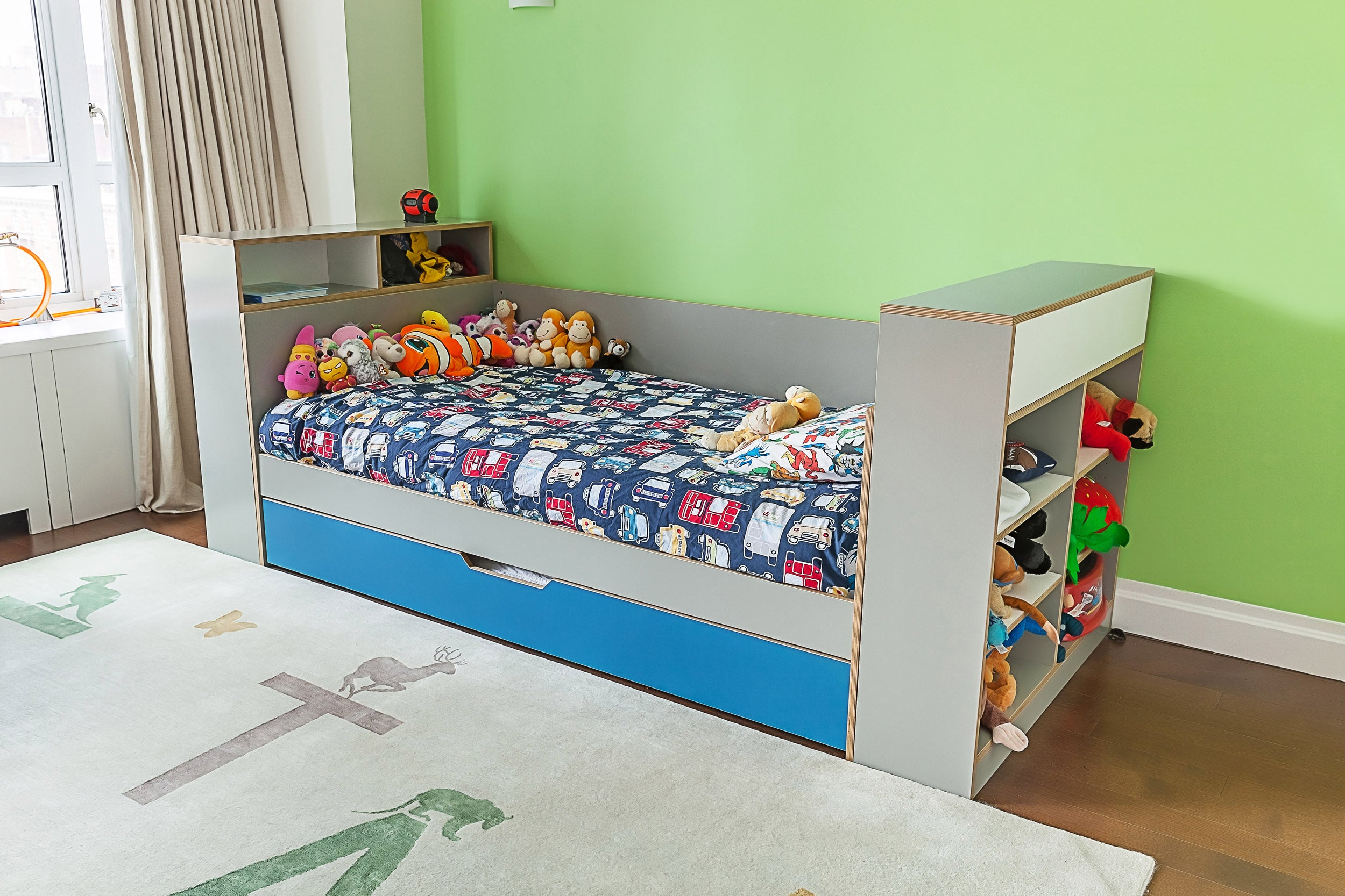 casa kids loft bed plan