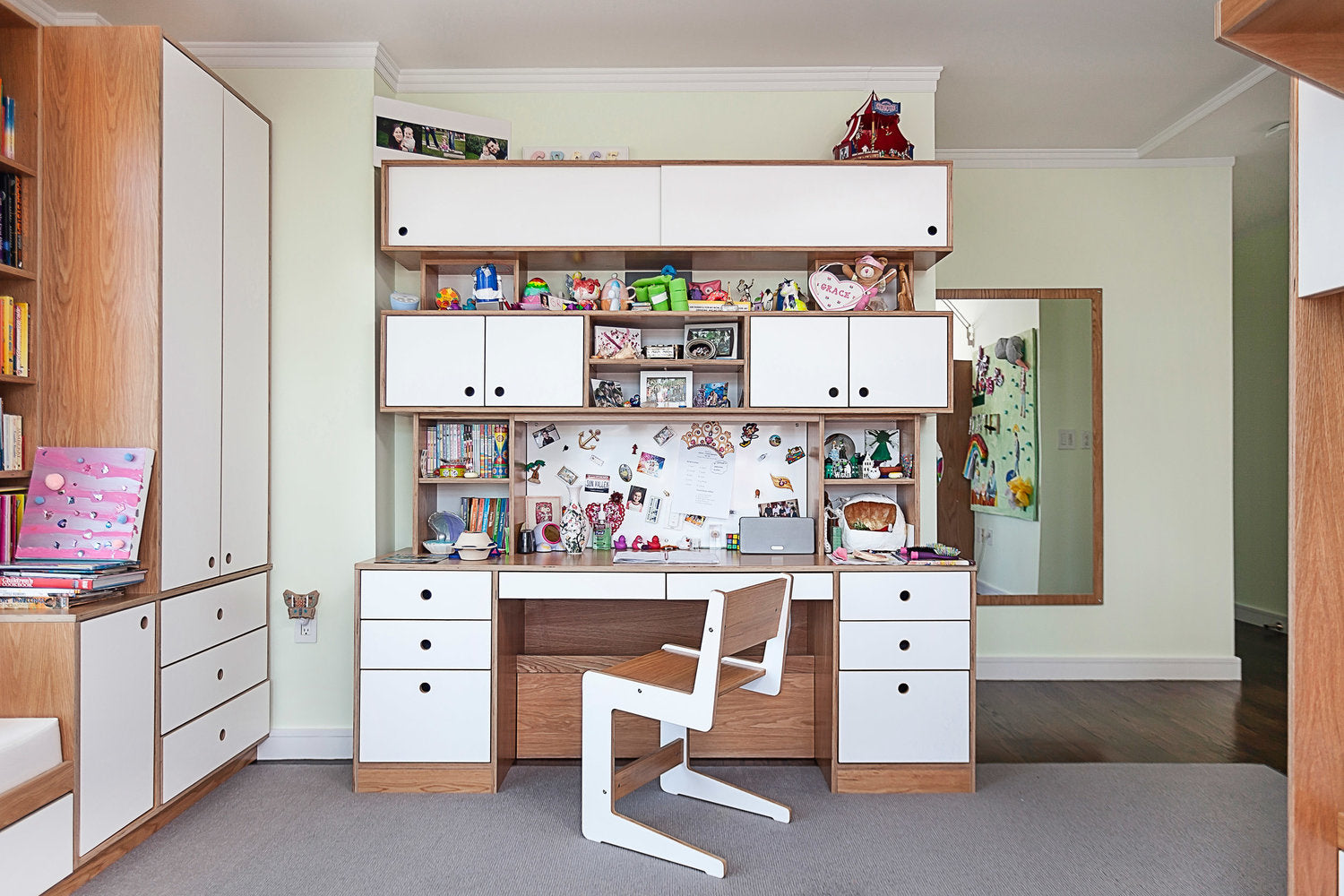Casa Kids Storage Desk