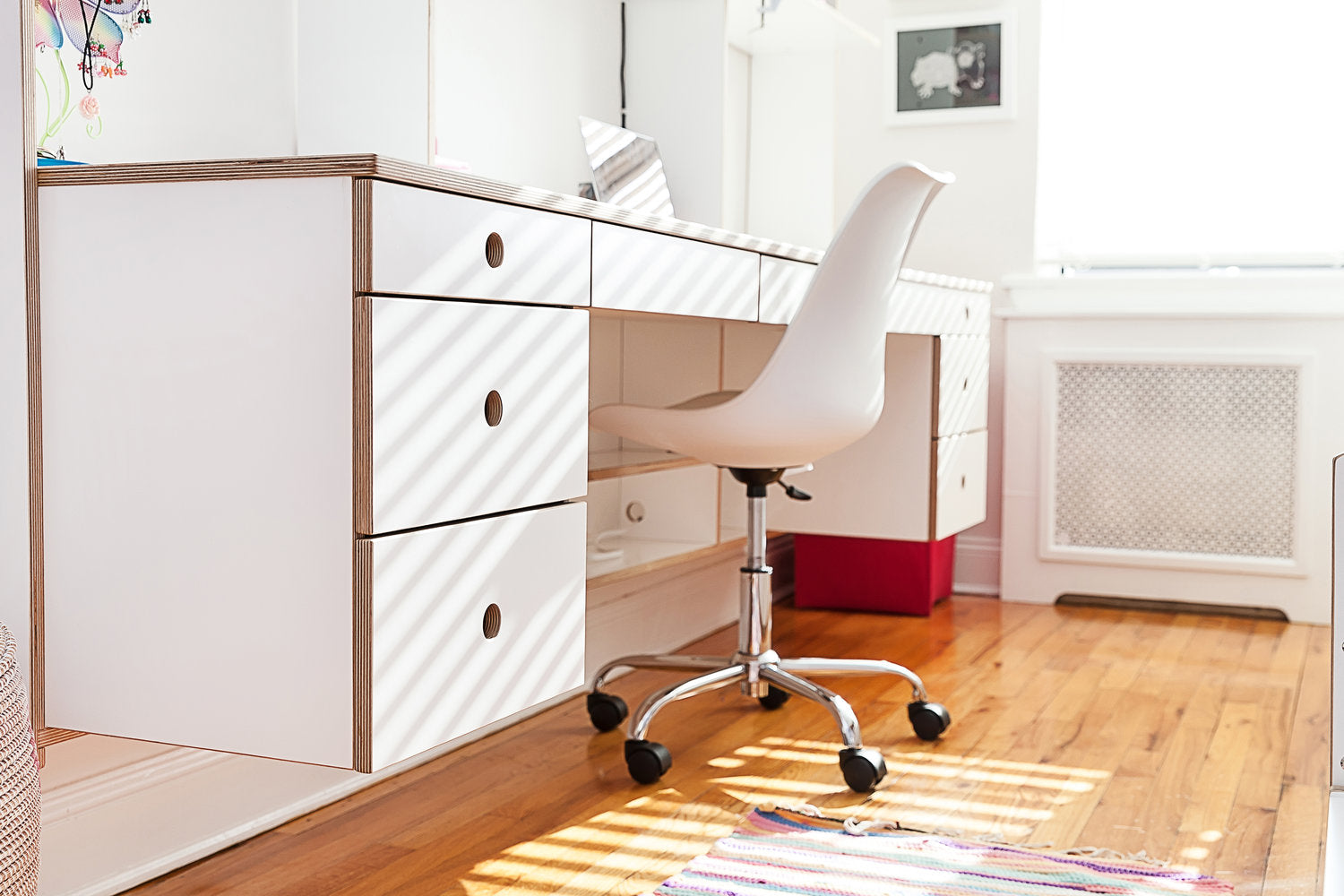 casa kids floating desk