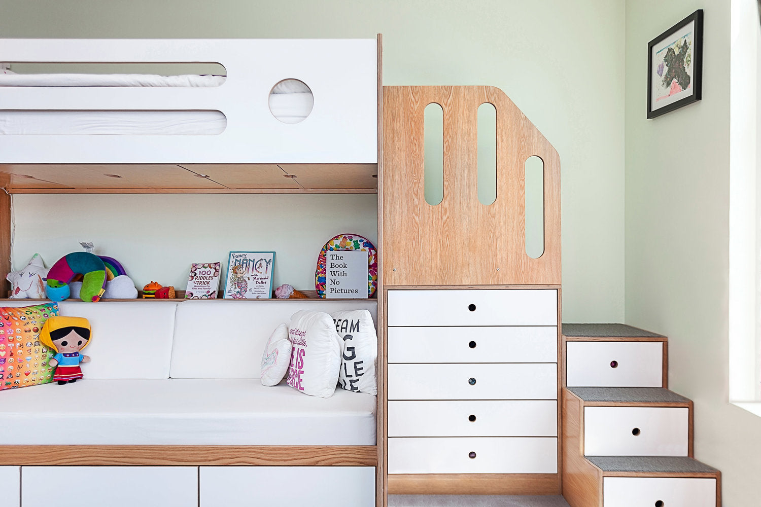 Casa Kids bunk bed