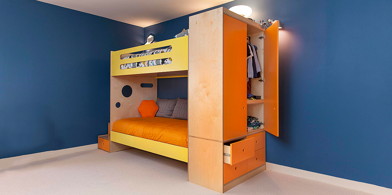 Custom Children S Furniture In New York City Casa Kids