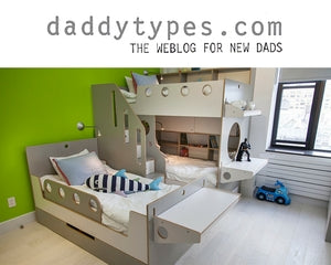 Casa Kids Daddy Types