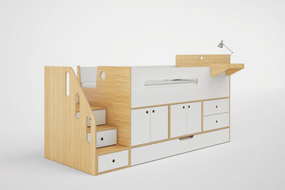Dumbo Storage Bed