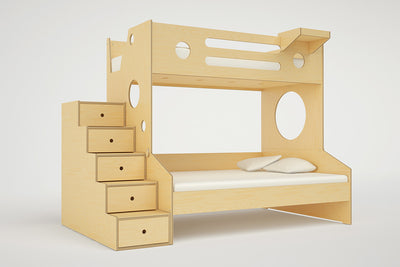 Marino Bunk Bed Twin over Full
