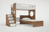 Marino L-Shaped Bunk Bed