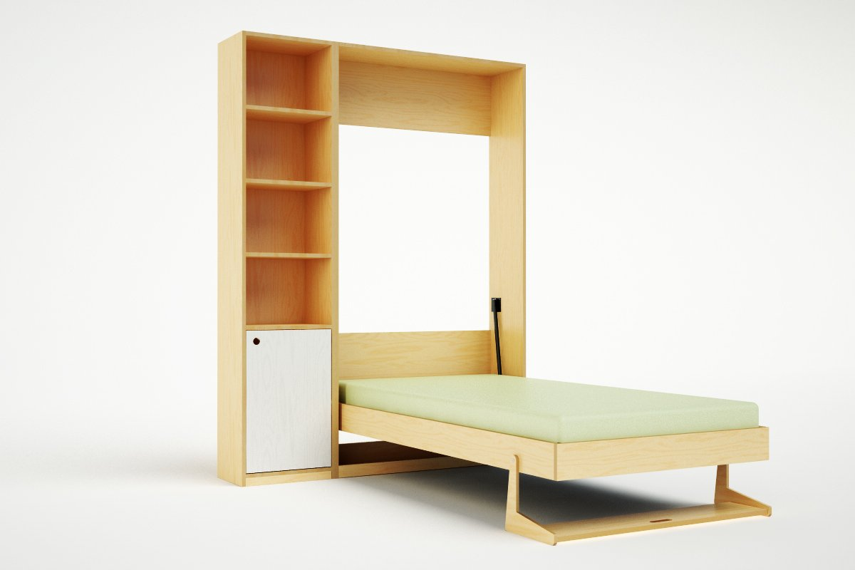 Cabinet for Tuck Bed- Vertical