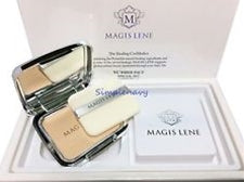 MAGIS LENE POWDER PACT NO 2 - NATURAL BEIGE