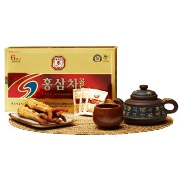 POCHEON KOREAN GINSENG TEA GOLD 100 BAGS