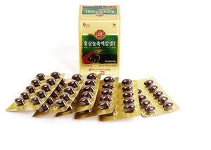 POCHEON RED GINSENG EXTRACT CAPSULE GOLD (HỒNG SÂM)