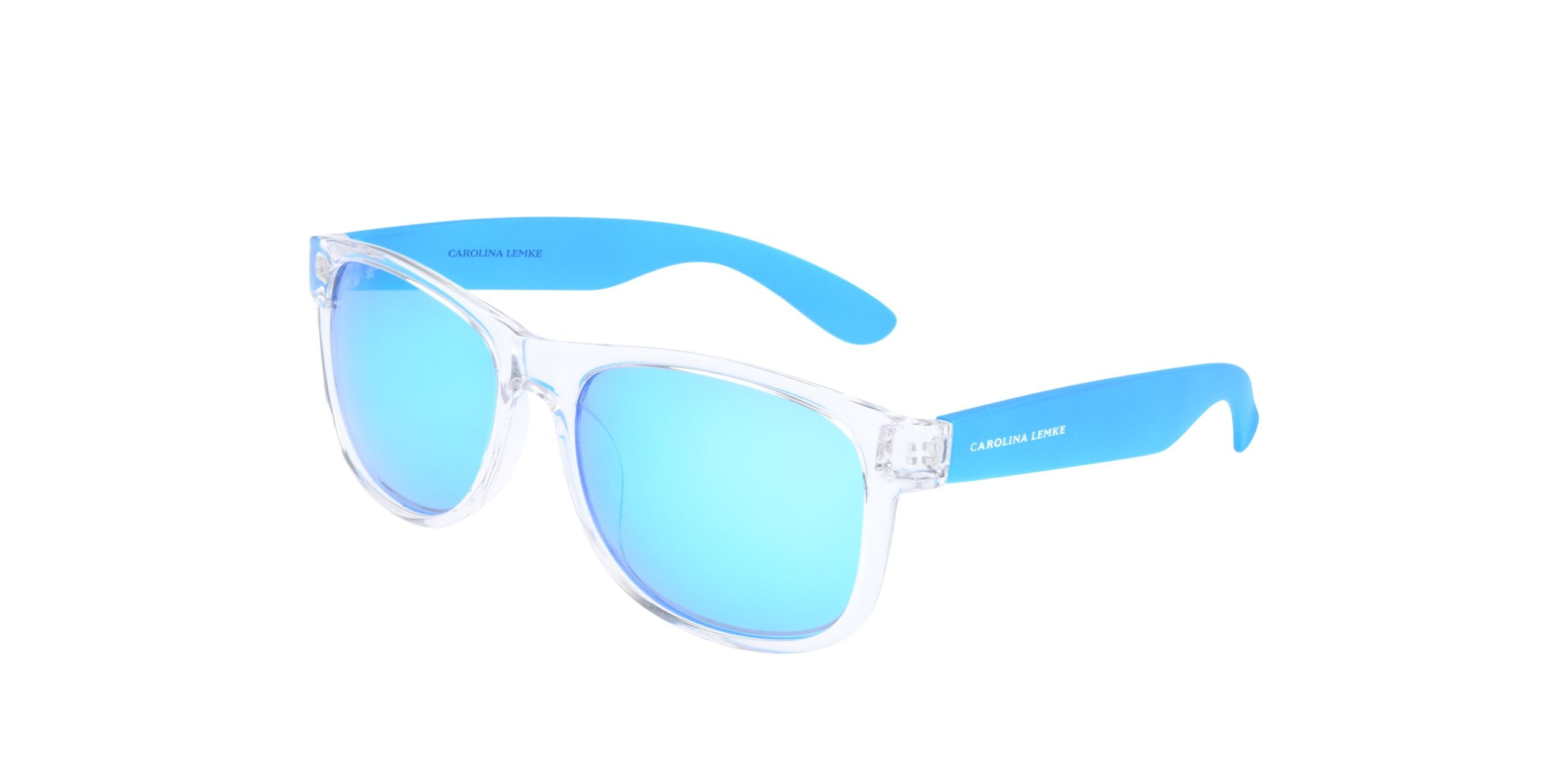 FRAME Transparent LENS Ice Blue