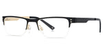 FRAME Matt Black Beige
