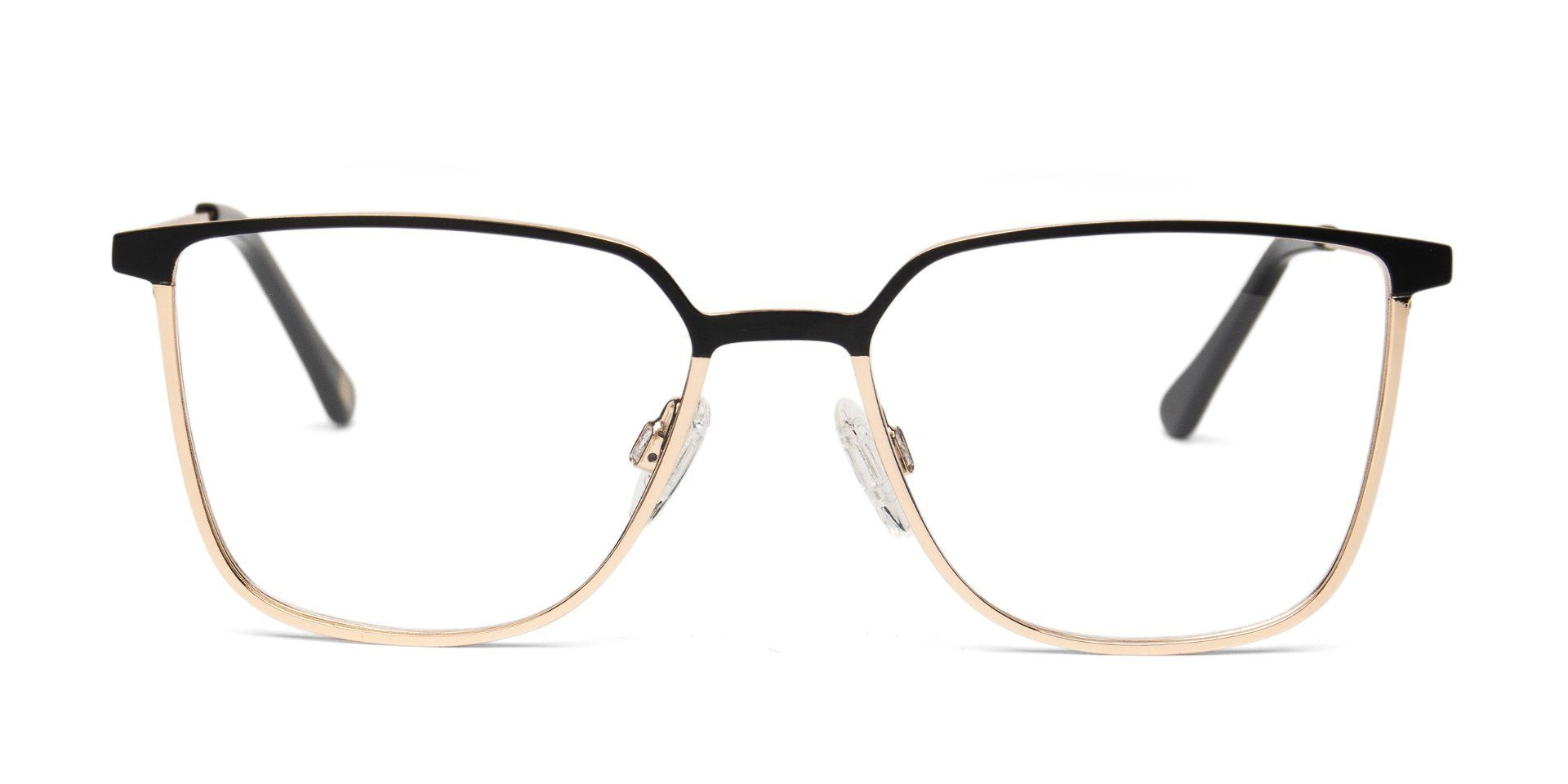FRAME Matt Black Gold