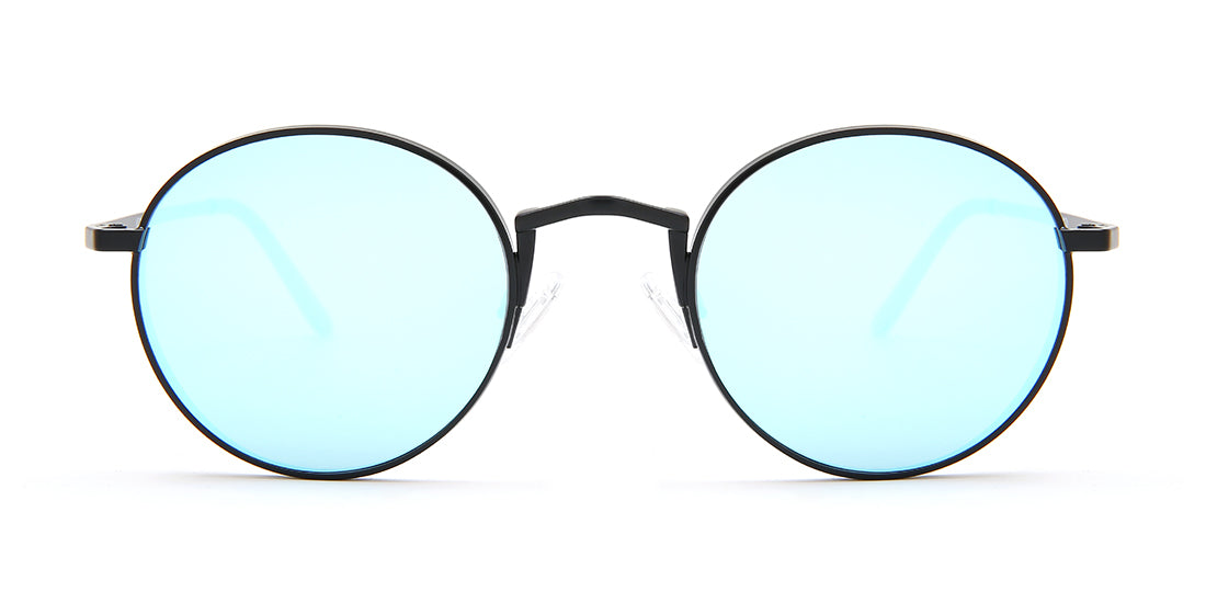 FRAME Matt Black LENS Ice Blue