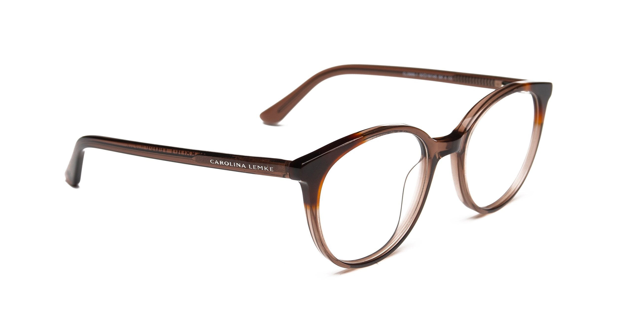 FRAME Transparent Brown