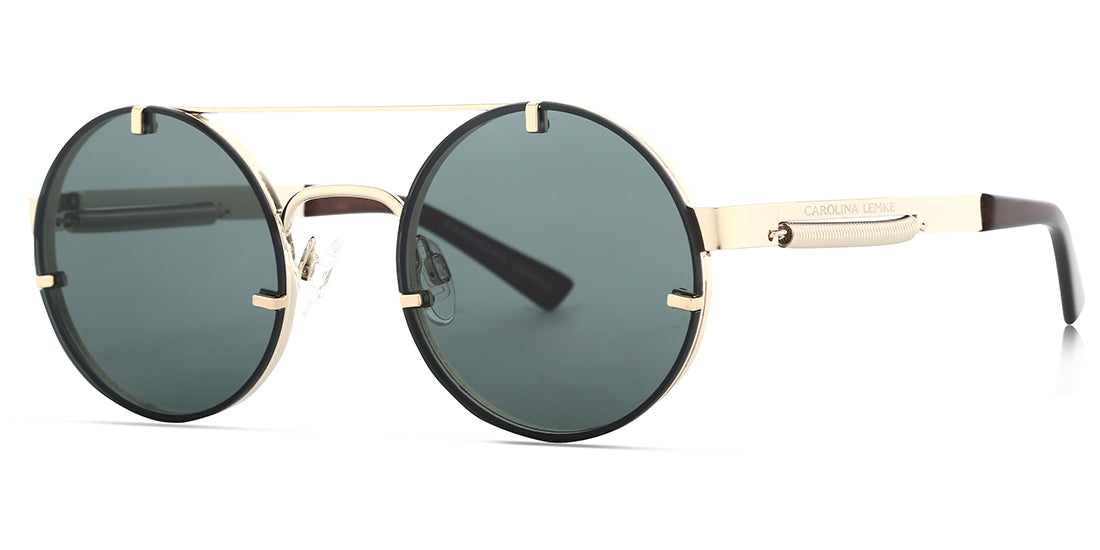 FRAME Gold LENS G15 Green