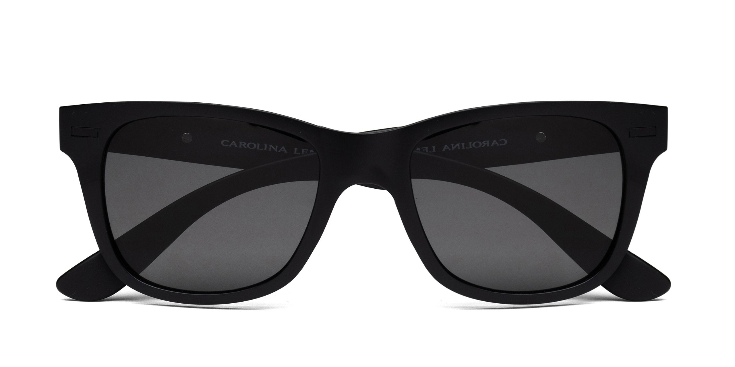 FRAME Matt Black LENS Smoke