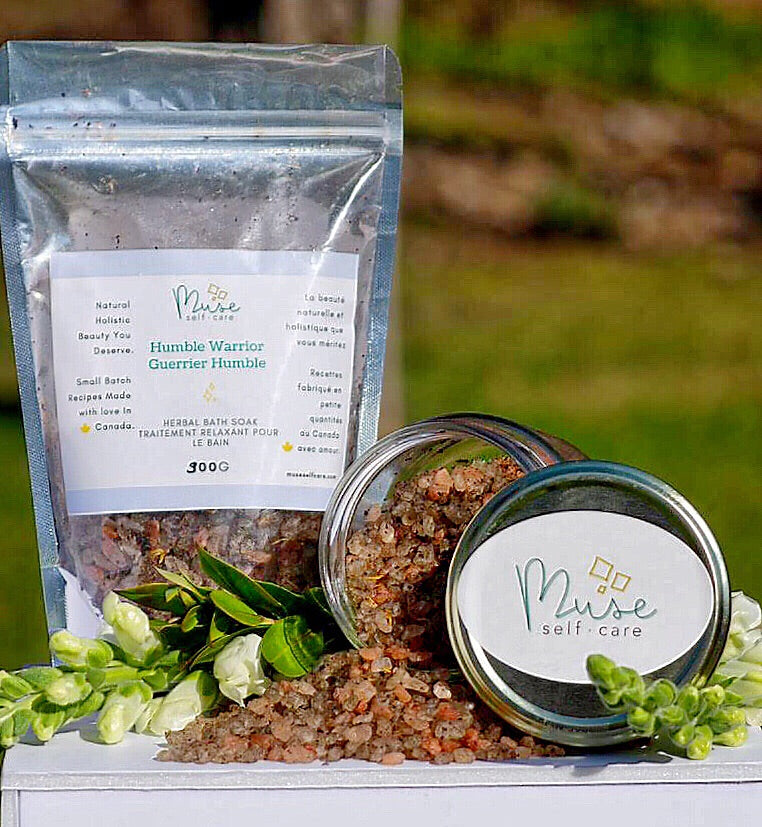 Humble Warrior Bath Soak