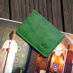 Card Sleeve / Green