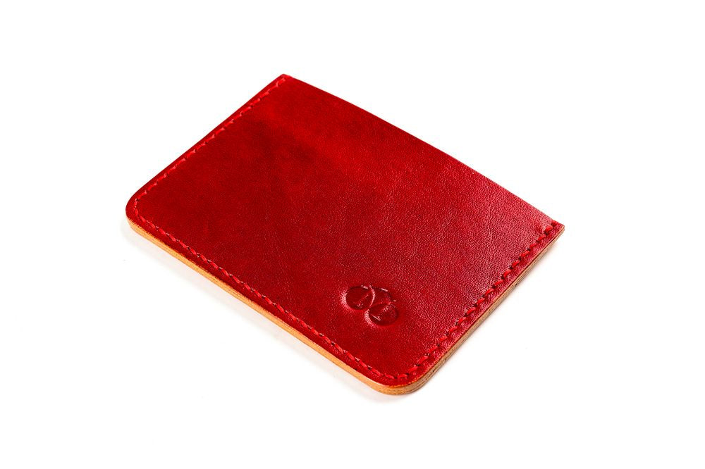 Card Sleeve / Red