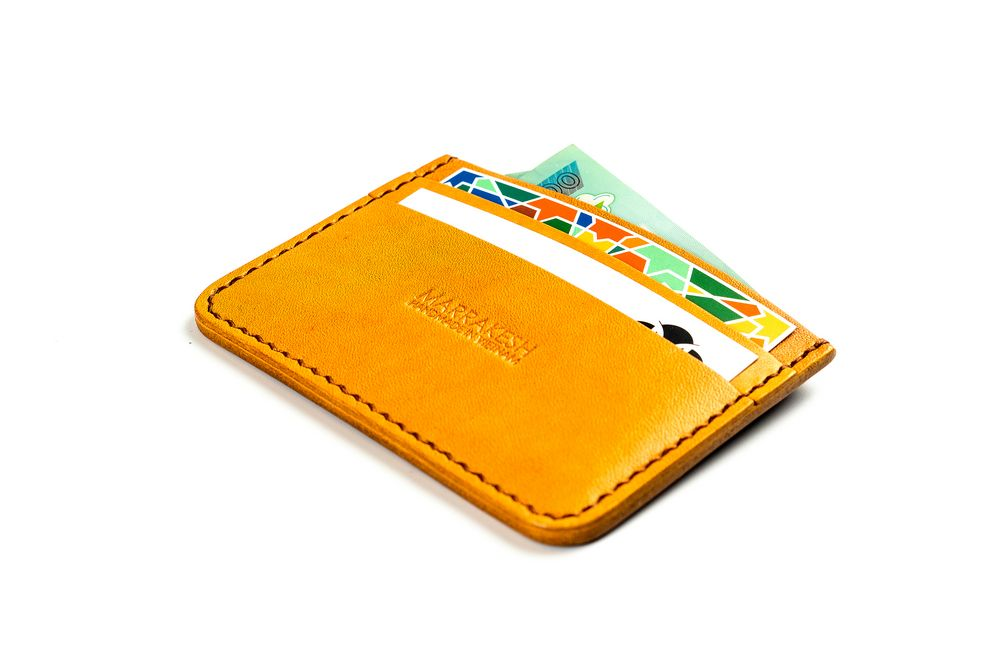 Card Sleeve / Brown