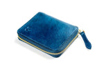 Zip Wallet / Blue