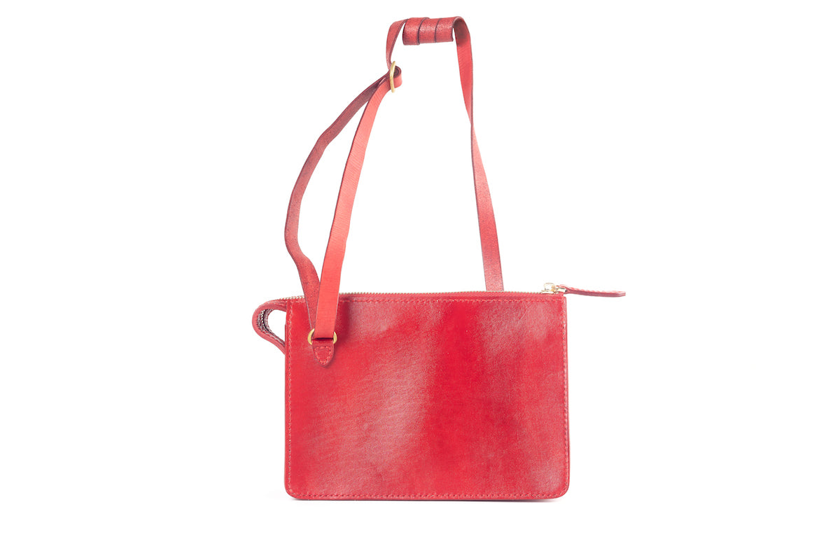 Crossbody / Red