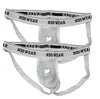 Suspensory Jockstrap for Scrotal/Testicle Support, Cotton Mesh Jock Strap - NDS Wear - 2 PACK